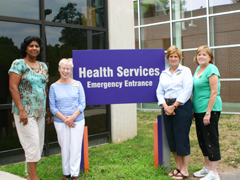 health services staff